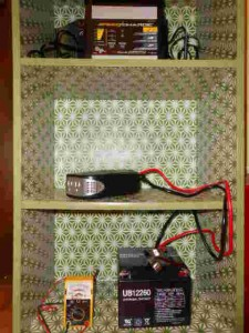 12V battery 800W power supply